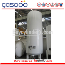 ISO Tank Cryogenic Liquid Storage Tank Hospital Medical Gas Tank