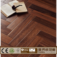 Professional manufacture american walnut engineered wood flooring