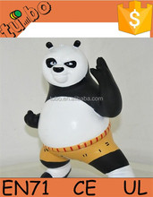 2015 cheap and cute custom save money box / panda and rabbit piggy bank Wholesaler for promotion gift or decoretion for sale