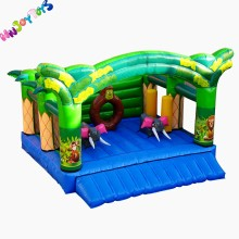 Commercial Inflatable Jumping Castles with Prices, Giant Inflatable Combo for Sale, Inflatable Bouncer Castle