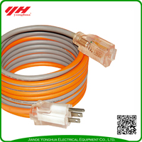 Good quality plug outdoor electrical extension cord