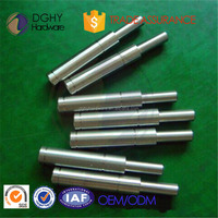 CNC turning motor shaft/automotive driving shaft/shaft for auto parts