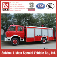 Dongfeng 4*2 Fire Fighting Truck For Sale Truck