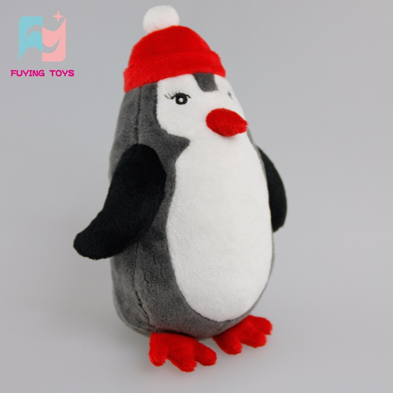 Singing christmas toys penguin for China wholesale