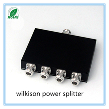 China RF 4 Way Microstrip/Wilkinson Power Splitter/Divider