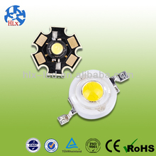 180-230LM 90/120/140 degree 3.6-4.2 input voltage 700MA Current 1w Epistar&Bridgelux&SamSung LED chip ShenZhen factory
