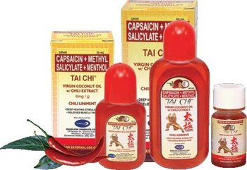 Tai Chi Chili Liniment