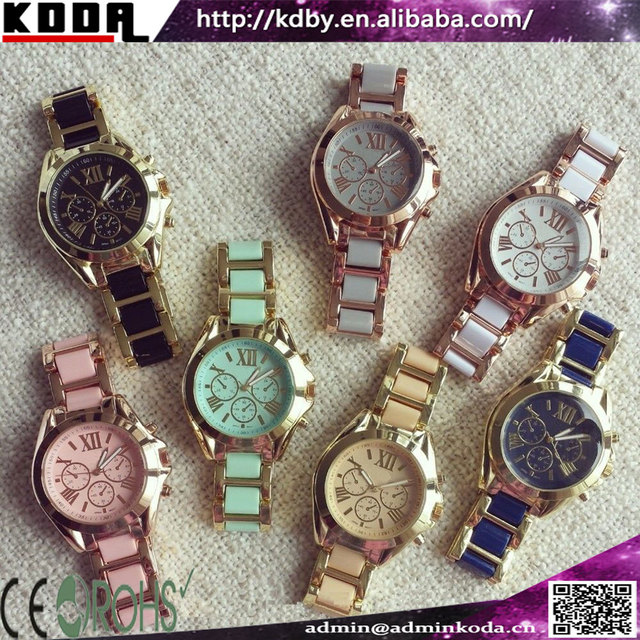 koda unisex western Mens watch rose gold fashion quamer sport watch price