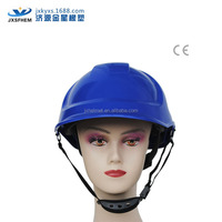 industrial plastic safety helmetby CE approved with printed logo