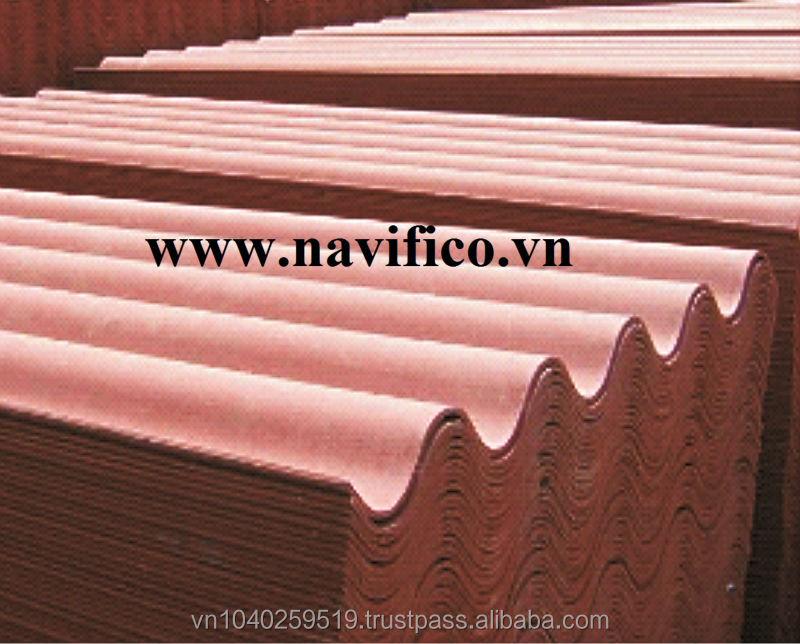 No Asbesto Pva De Fibra De Cemento Para Techos Nav Tejas