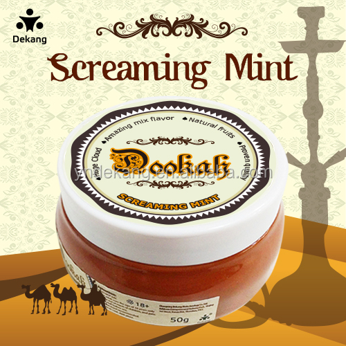 Hookah flavor shisha tobacco_Screaming Mint