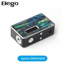 Elego released Lost Vape Epetite DNA60 Mod, lost vape epetite mod with dna chip in stock