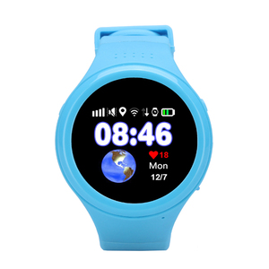 alibaba stock IOS and Android support smart watch SOS two way conversation smart watch for kids