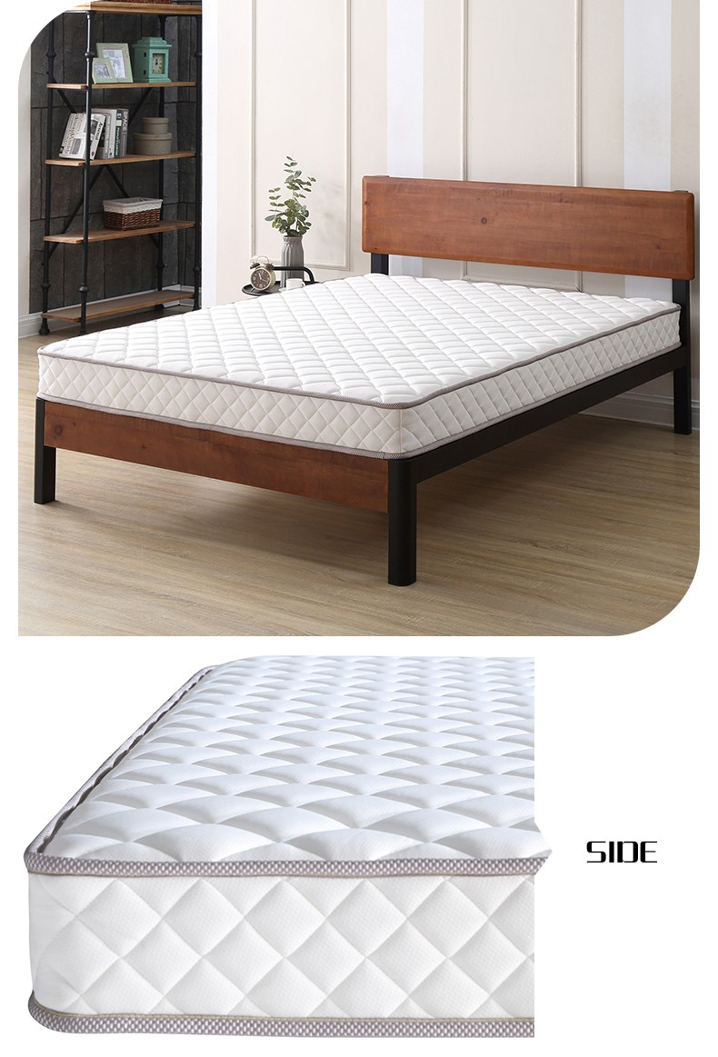 individually wrapped from bedroom furniture manufacturer coil memory foam mattress single bed mattress - Jozy Mattress | Jozy.net