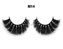 wholesale high quality OEM brand 3d silk lashes synthitic mink eyelashes