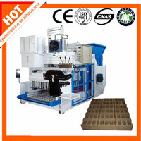 machine for small business QMY18-15 egg laying brick-making machinery for sale in algeria