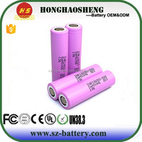 In stock!Samsung Vapor batteries 18650 3000mah Samsung 30Q INR18650 3.6v 15amp lithium ion rechargeable battery 30Q