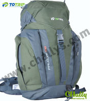 Professional mountain climbing hiking daypack