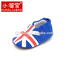 New hot selling cotton fabric girl baby moccasins shoes manufacture baby shoes