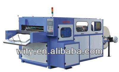 Reel Paper Die-cutting Machine