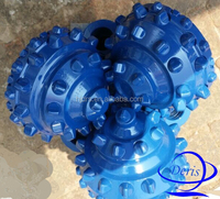 HF 517/537/547 water well rock drilling head for hard formation