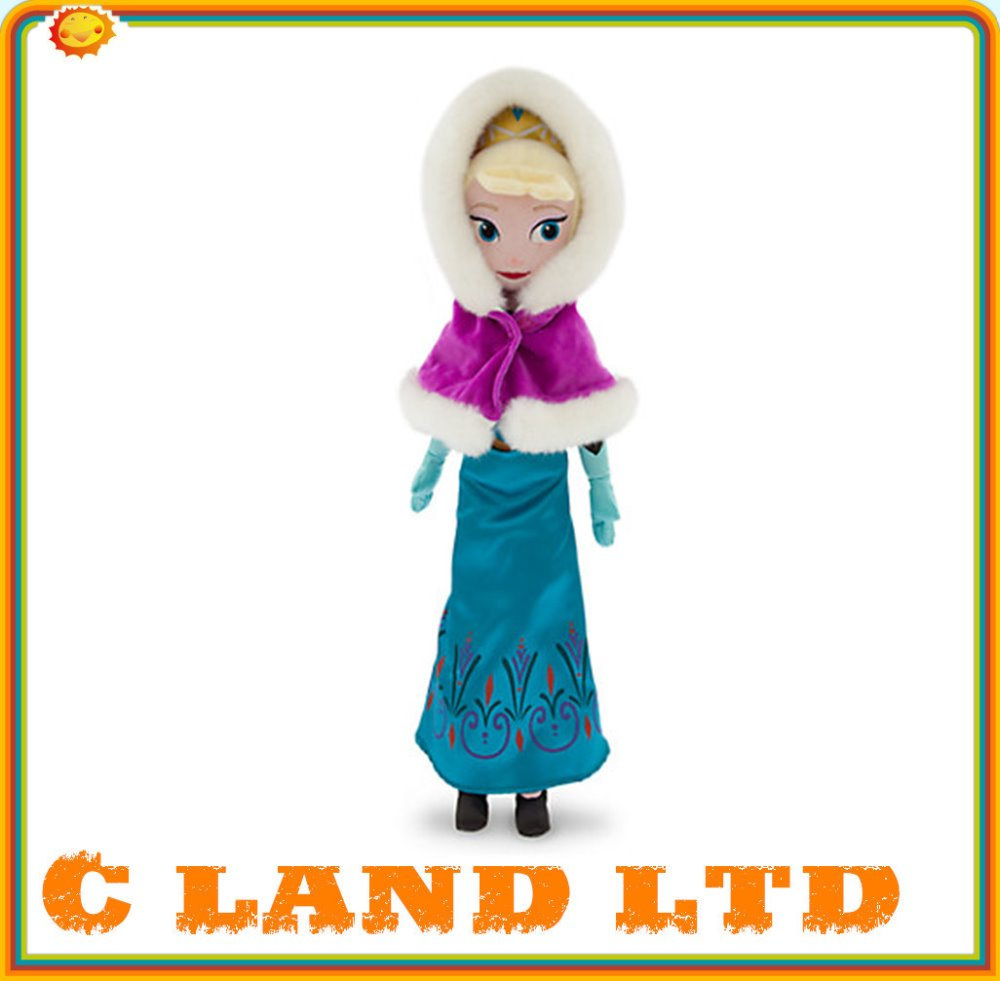 Frozen Top selling 11.5 inch frozen dolls with the movie