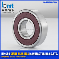 Competitive price EMQ 62204 2RZ deep groove ball bearing