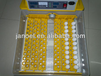 new 132pcs quail egg incubator mini bird incubator