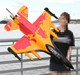F16 Fighting EPO Foam Airplane Electric Jet Engine RC Airplane