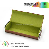 2016 Night Vision Foldable New Design Google Pu Leather Glasses Case