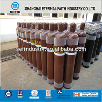 LC2H4 Ethylene Seamless Steel Cylinder