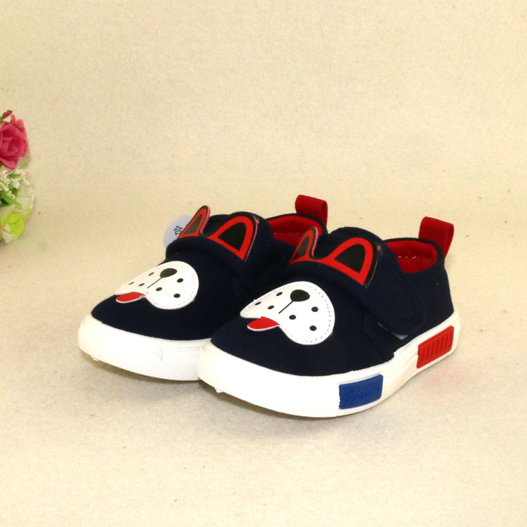 10-45 2017 soft touch Wholesale special discount breathable kids canvas shoe