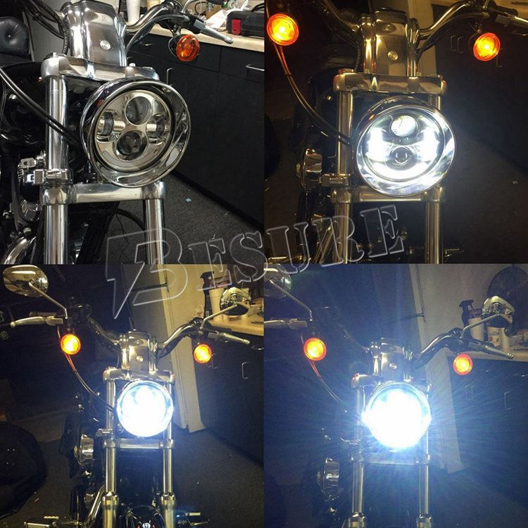 Professional Car Light Good Light Beam Factory Direct Price Parts For Harley Davidson