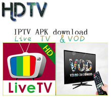 Iptv subscription 12 Month Portugal Spain French IPTV for Smart Tv Android Tv Box Live TV+Vod