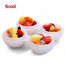 Hot Sale Personalized Food-grade Silicone Ice Cube Trays