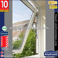 High quality Thermal break Aluminium window| Aluminium top hung window/Awing Aluminium Window Made In China