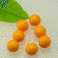 AAA Grade round half drilled loose pearls