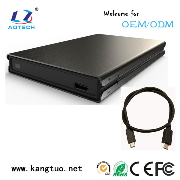 usb type-c SATA hard drive HDD Enclosure