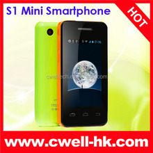 Melrose S1 Mini Smartphone Android 4.2 MTK6572E Dual Core 2.4 Inch IPS Screen Dual SIM WIFI 5 Colors
