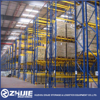 Heavy duty warehouse racking ,iron rack