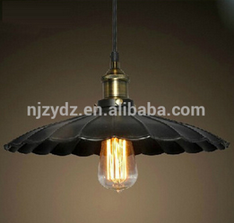 dining room vintage CCFL edison ceiling drop light