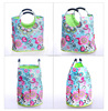 Folding shopping bag,Wholesale Reusable Shopping Bag,fashion reusable eco foldable shopping bag for shopping and promotion