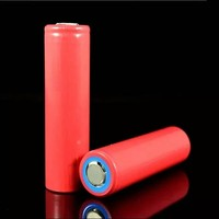 High capacity rechargeable 18650 battery 3500mah 10A sanyo ncr18650ga for electric bike
