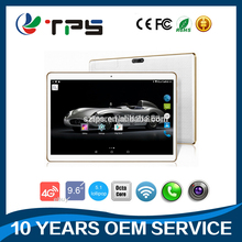 TPS 10 inch mini laptop tablet pc mid with win 10 4G/3G tablet 2D barcode scnner fingerprint wifi