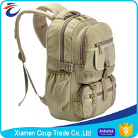 Camera Canvas School Travel Bags Wholesale Shoulder Backpack Cosmetic Bag