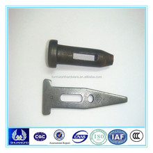 concrete formwork plywood building steel system wedge bolt, wedge pin, flat tie