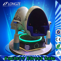 Alibaba Top Brand Game Machine 9D VR Cinema Movie