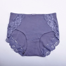 Neue kommende Qualität Plus Size Womens Tanga Cotton Panties Wholesale aus China