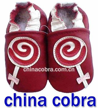 top quality baby soft sole shoes