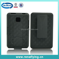 holster combo kickstand case for LG L3X / E425